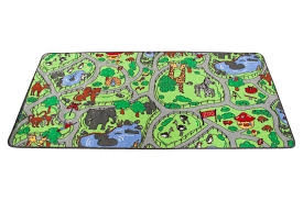 Kids Carpets Amazon Com Learning Carpets At The Zoo Lc 183 Toys U0026 Games
