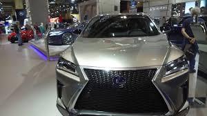 lexus deals toronto 2017 lexus rh 450h walkaround 2017 toronto autoshow youtube