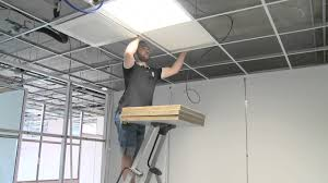 faux plafond bureau aménagement intérieur cloison bureau faux plafond en idf costa