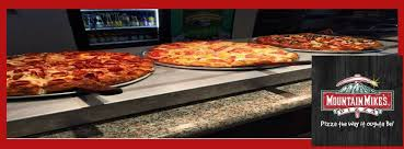 Mountain Mikes Pizza Buffet by Mountain Mike U0027s Pizza Visalia Hanford Visalia California Menu
