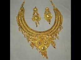 gold necklace women images Awesome gold necklace for women latest gold bridal necklace jpg