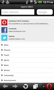 operamin apk vodafone opera mini browser apk direct free