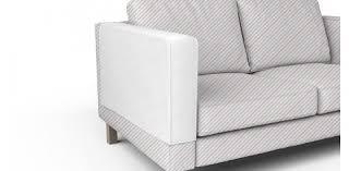 Ikea Karlstad Loveseat Cover Karlstad Sofa Covers Beautiful Custom Slipcovers Comfort Works
