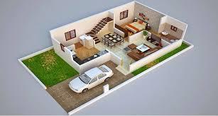 duplex house floor plans 3d duplex house floor plans that will feed your mind desymbol