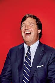 is tucker carlson s hair real tucker carlson is sorry for being mean gq