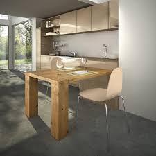 plan de travail pour table de cuisine table plan de travail cuisine 4 avec et jambage en bois massif id es