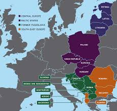 East Europe Map by Unlocking The World For Central And Eastern European Champions Kkr
