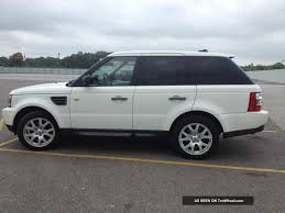 white land rover discovery 2008 land rover range rover sport information and photos momentcar