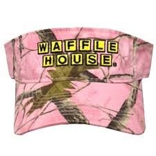 Pink Camouflage Bedding Waffle House Ladies Hat Waffle House Ap Pink Camo Visor