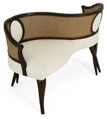 Kissing Chairs Antiques White And Black Luxury Kissing Couch Bb Sitting Pretty