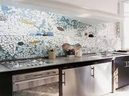 washable wallpaper for kitchen backsplash home design