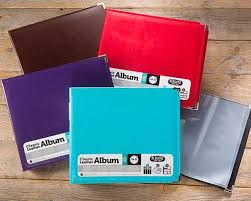 leather scrapbooks we r memory keepers faux leather scrapbooks