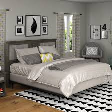 Grey Upholstered Headboard The 25 Best King Size Upholstered Headboard Ideas On Pinterest