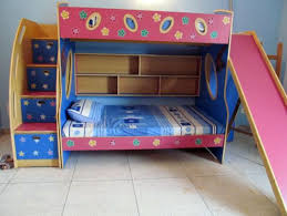 Bunk Bed With Steps Bedroom Excellent Loft Bunk Beds Stairs Drawers Kids Steps