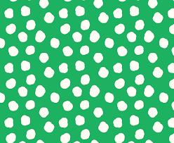 illustrator pattern polka dots green clouds polka dot pattern on behance