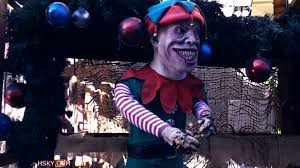 Krampus Halloween Costume 273 Hsky Meet Krampus Dark Christmas Street Halloween Horror