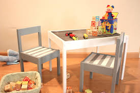 Ikea Childrens Table And Chairs by Meet The Sullivans Ikea Latt Children U0027s Table Hack