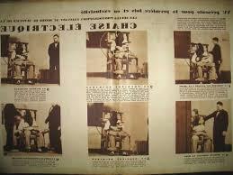 execution chaise electrique magazine vu 399 execution peine de mort chaise electrique comedie