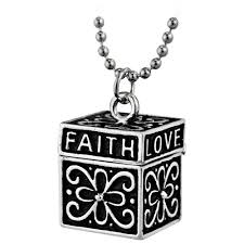 box necklace images Prayer box necklace the hunger site jpg