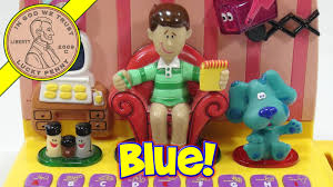 blues clues electronic learning computer 2000 mattel toys youtube