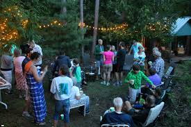 caravan sonnet 2nd annual party in the woods