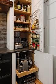 kitchen appliance ideas design kitchen appliance shelving racks roll out shelves shelf