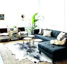 coussin deco canape coussin canape gris canape deco deco nordique et tapis gris avec