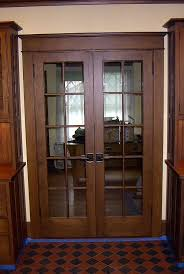 Interior Door Stain Best 25 Craftsman Interior Doors Ideas On Pinterest Office