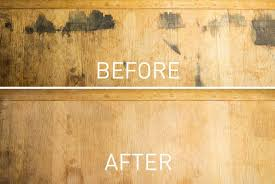 how to remove white heat spots from wood furniture how to get rid of heat spots and water stains