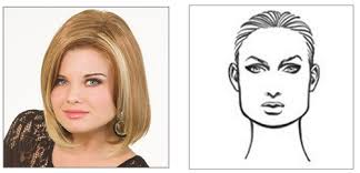 wigs for square faces how to choose the best style wig the wig company