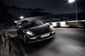 porsche 911 black edition porsche introduces black edition versions of its 911 and