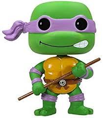 amazon funko pop teenage mutant ninja turtles figure 4