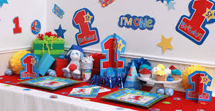 1st birthday party decorations at home 1st birthday party decorations for baby boy home party theme ideas