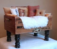 diy shabby chic pet bed 39 best pet beds images on cat beds cat and stuff