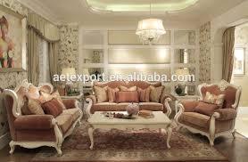 canap classique tissu luxe français baroque canapé mobilier design classique salon canapé