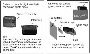 How Long To Charge Solar Lights - wunderlight u2013 homebrite