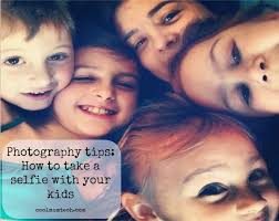 Take A Selfie 8 Tips For Taking A Selfie With Kids Cool Mom Tech