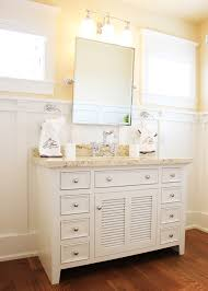 bathroom vanity peach bathroom vanity white walls tsc