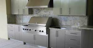 Stainless Steel Doors Outdoor Kitchens - stainless steel outdoor cabinets crafts home