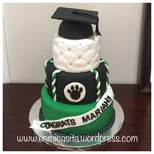 graduation cap cake topper graduation cap tutorial en mi casita