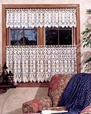 Lace Valance Curtains Lace Window Coverings Design Ideas Use In Your Home Olde Worlde Lace