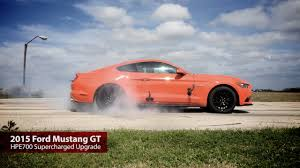 2015 mustang supercharged hpe700 supercharged 2015 mustang gt test drive with hennessey