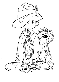 precious moments halloween coloring pages precious moments