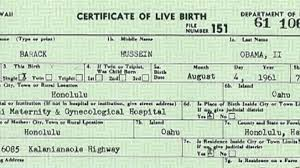President Obama Resume Donald Trump U0027s History Of Raising Birther Questions About
