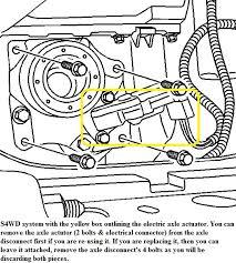 how to diagnose repair remove u0026 replace a front intermediate