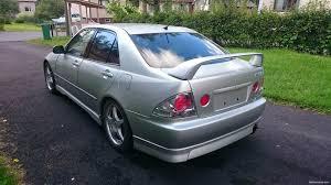 lexus altezza car nettivaraosa lexus is200 300 altezza rs200 1999 spare and