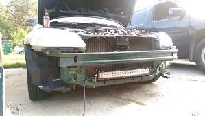 Led Vehicle Light Bar by 00 Civic Rigidhorse 21 5