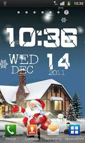 merry live wallpaper free android app android freeware