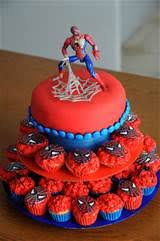 spiderman birthday cake ideas 2932