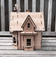 house model images up house detailed mdf model kit diy samantha k giftssamantha k gifts